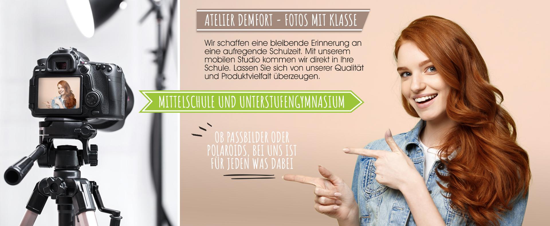 Mittelschule und Unterstufengymnasium